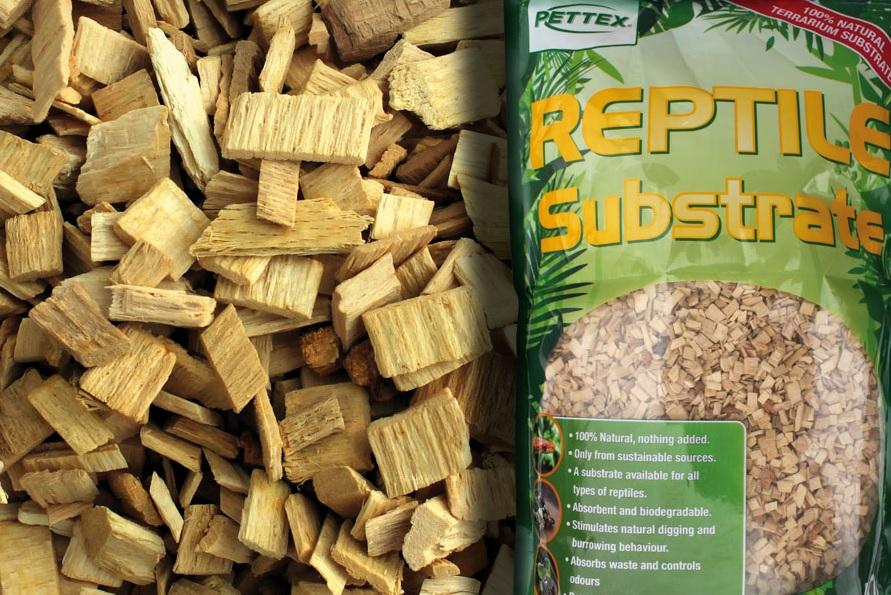 Substrate for Reptile